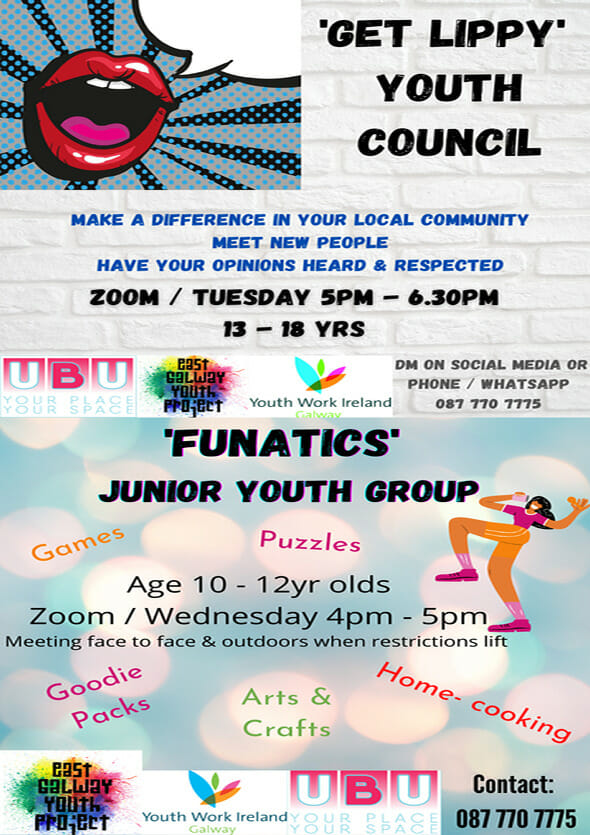 Get Lippy Youth Council - Funatics Junior Youth Group