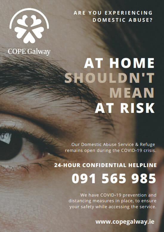 Cope Galway Poster Image