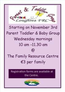 Loughrea Parent and Toddler Group