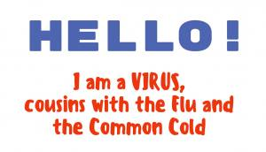 Hello, I am a Virus