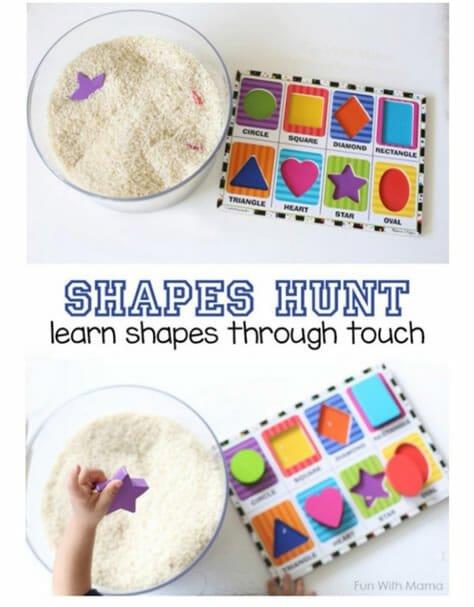 Shapes Hunt