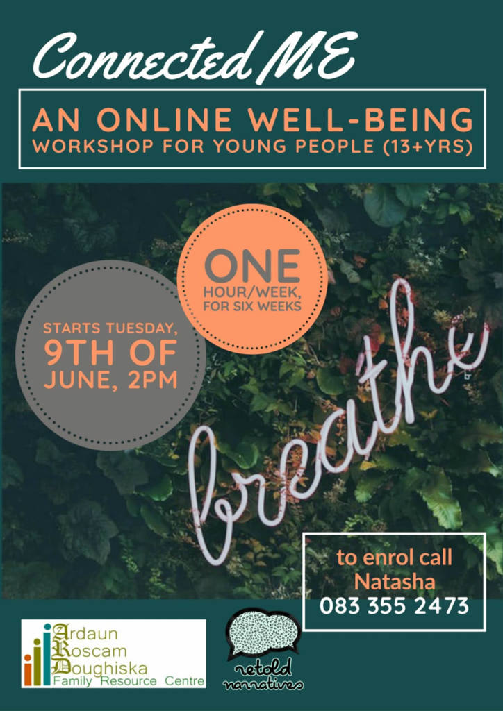 Connected Me - Online Wellbeing Workshop