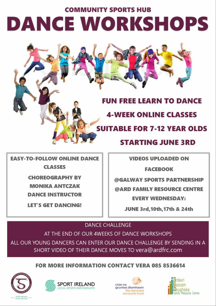 Online Dance Workshop