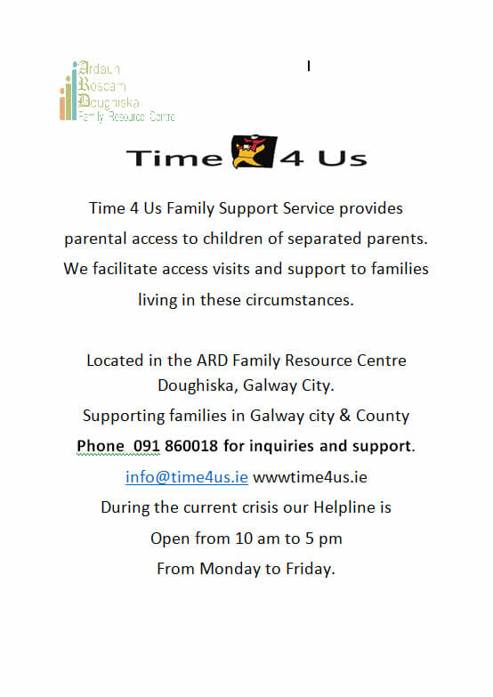 Time 4 Us Family Support Service