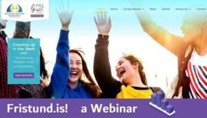 fristund.is Planet Youth Webinar
