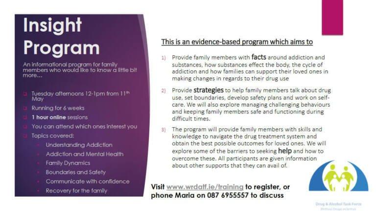 Insight Program Poster